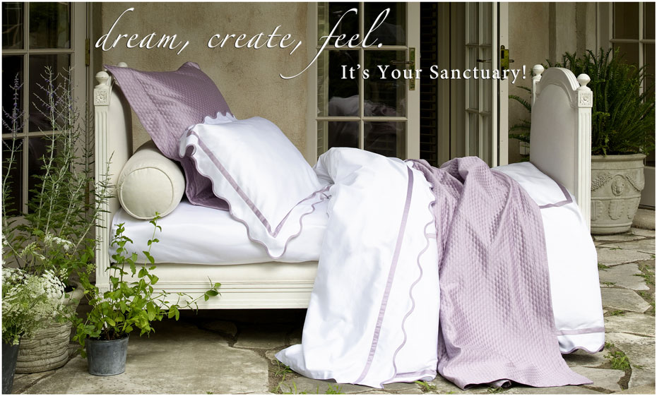 Fine Linens Refined Bedding Bath Boutique